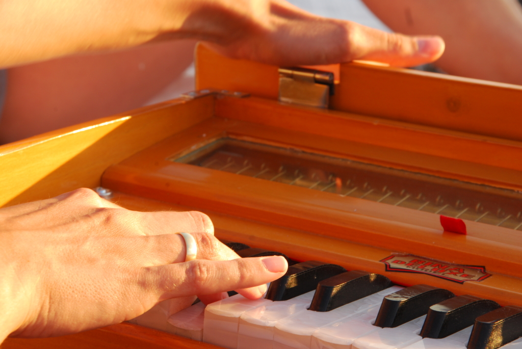 Harmonium Workshop